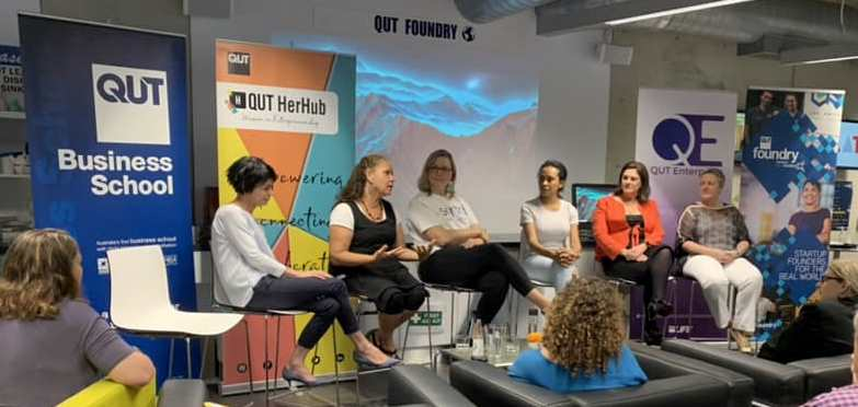 HerHub at QUT Foundry