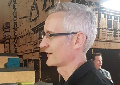 Professor Rob Speight